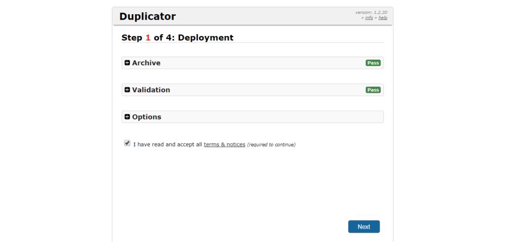 Migrate WordPress Website Using Duplicator Plugin