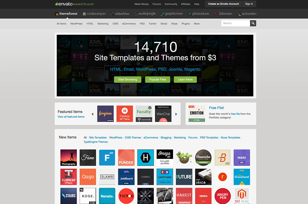 select best WordPress theme for your next WordPress project